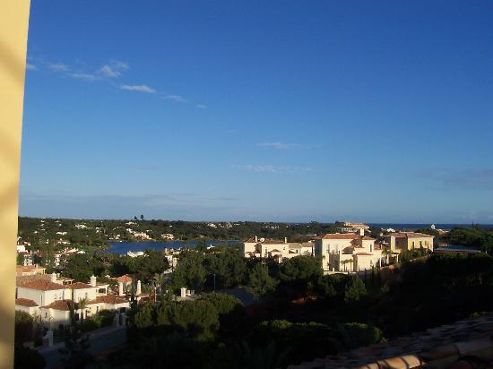 Lagunamar Suites: Vista desde el solarium