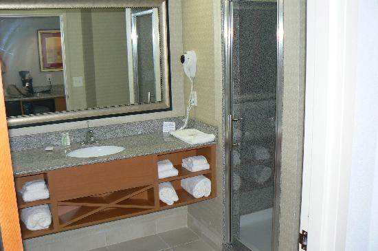 Comfort Suites Glen Allen: Hotel bathroom