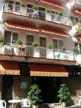 Hotel El Cid: Ingresso Hotel