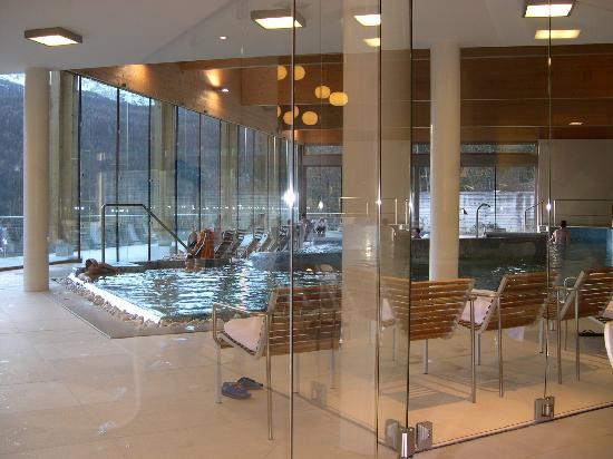 Mercure Dolomiti Hotel Boite: Centro benessere