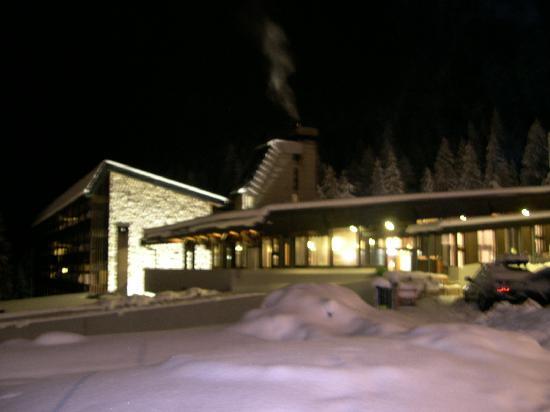 Mercure Dolomiti Hotel Boite: Scorcio Hotel Boite