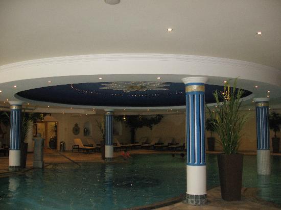 Edelweiss Grossarl: la piscine
