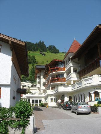 Edelweiss Grossarl: L'hotel