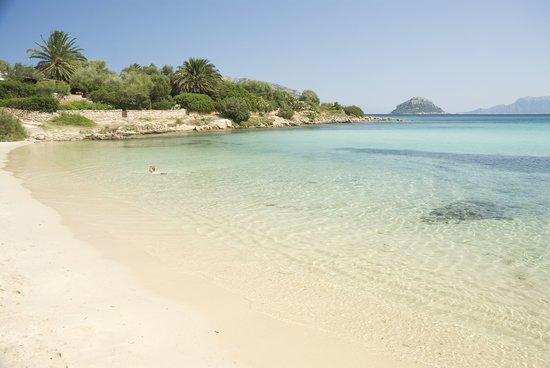 Golfo Aranci, Italië: la spiaggia... FANTASTICA!