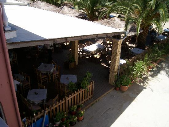 Sidari, Griechenland: Dionyssos Taverna