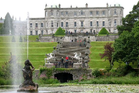 Powerscourt Estate Ireland Picture Of Powerscourt Gardens And House Enniskerry Tripadvisor