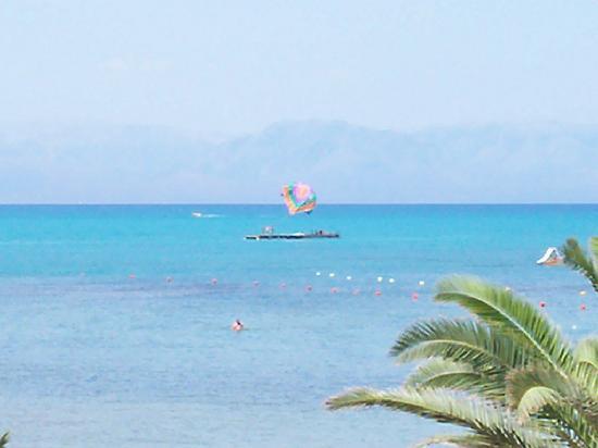 Sidari, Grèce : Not too keen on the landing though!!