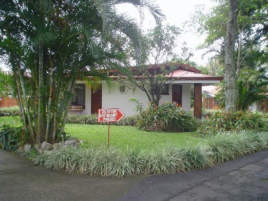 Hotel Villas Colibri: Entrance
