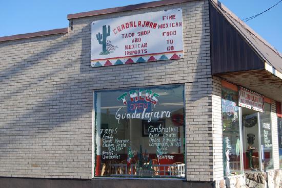 Guadalajara Taco Shop : Exterior