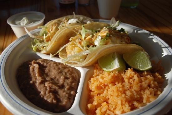 Guadalajara Taco Shop : Yummy fish tacos!