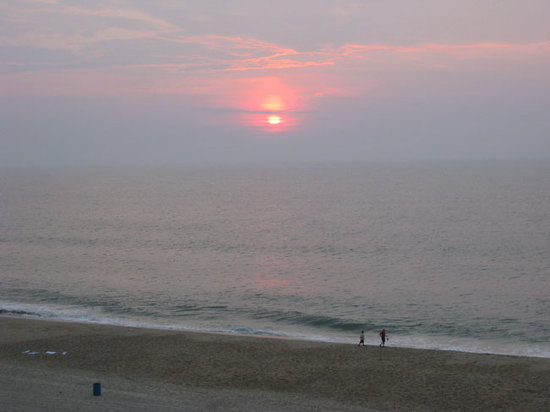Ocean City, MD: sunrise