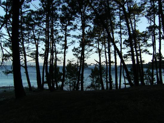Galicia, Spain: playa de Barra