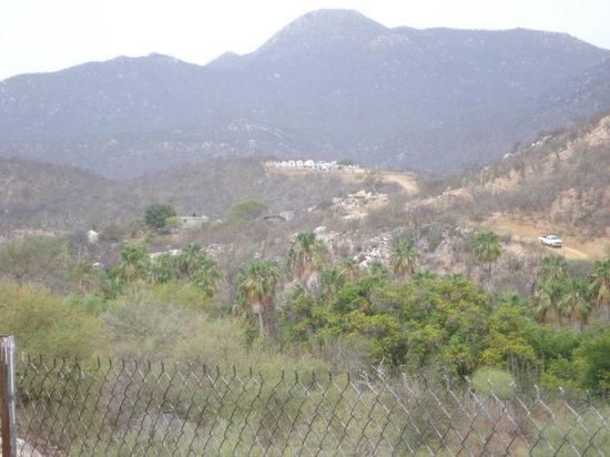 Todos Santos, Meksiko: Overall shot