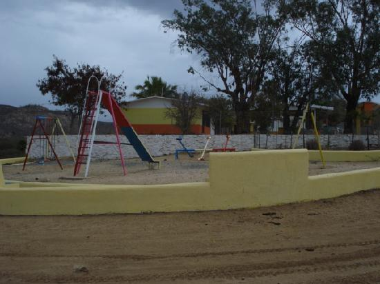 La Candelaria: Playground