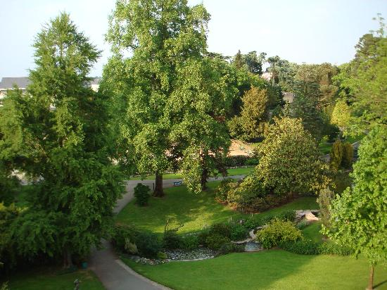 Mercure Angers Centre : View from my room
