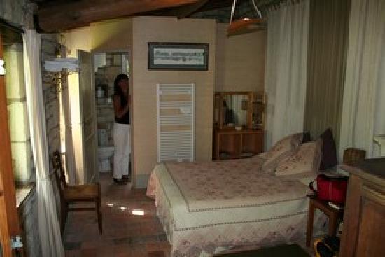 La Grande Maison d'Arthenay: The Wine Room - inside 1