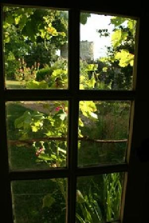 La Grande Maison d'Arthenay: Garden view from our room