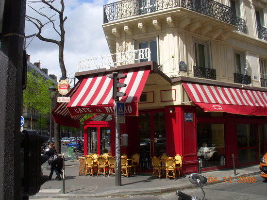 Caf U00e9 Le Bistro  Paris   Gare Du Nord