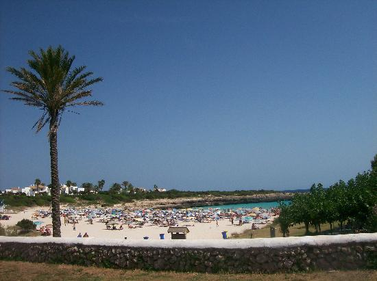 Mar Hotels Paradise Club & Spa: beach