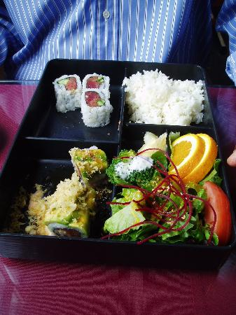 Crystal Fish: choice of lunch box
