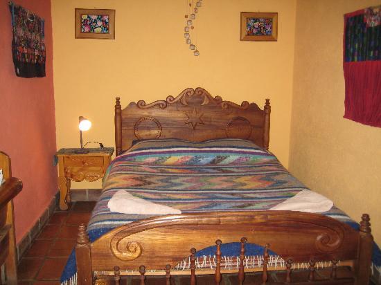 La Casa del Mundo Hotel: Room #1