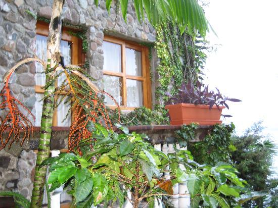La Casa del Mundo Hotel: Side of Room #1