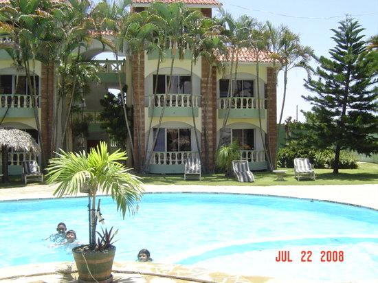 Hotel Voramar Sosua: Hotel overview