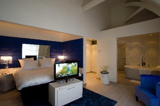 Librije's Hotel : Hotel room