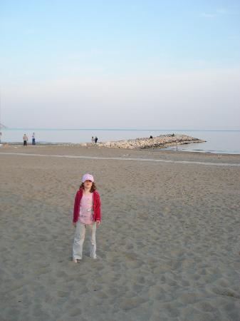 Holiday Center Valdor: the beach