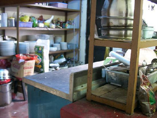 Farol Hotel: The Kitchen