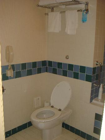 Salle de bain WC - Photo de Disney\'s Hotel New York, Chessy ...