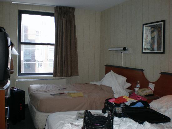 Red Roof Inn Chicago Downtown   Magnificent Mile: Photo Of Hotel Room