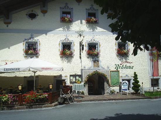 Landgasthof-Hotel Almerwirt: Das Hotel