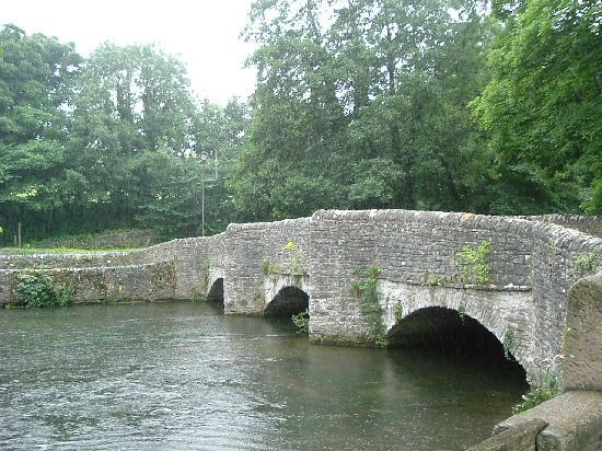 Ashford Arms: Sheep Bridge Ashford