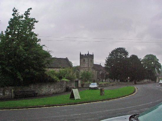 Ashford Arms: Ashford Church