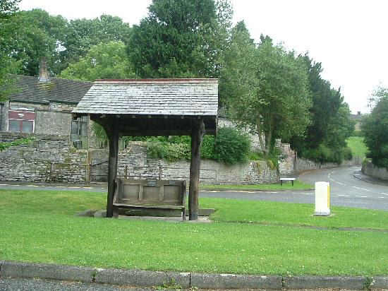 Ashford Arms: Ashford Village Seat