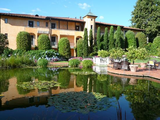 Giardino Ascona : beautiful garden