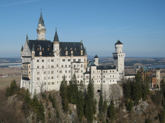 Vakantie Hohenschwangau