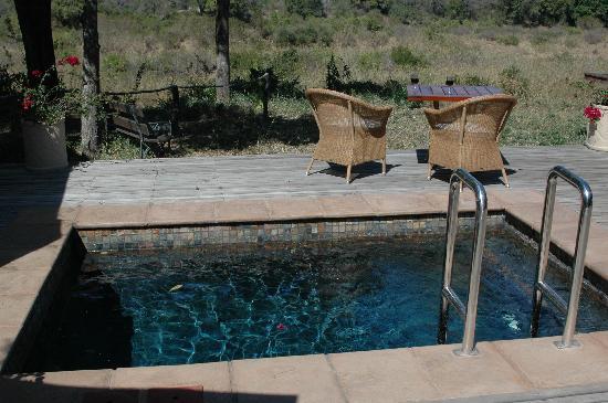 Rattray's on MalaMala: Outdoor Heated Plunge Pool