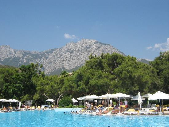 Majesty Club La Mer: la piscine extérieure