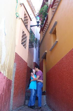 Callejon Del Beso Blog Title