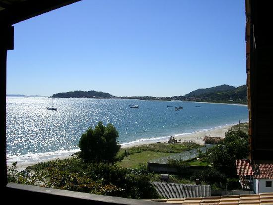 Hotel Maratea Mare : the bay from my room