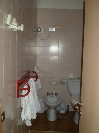 Hotel Excelsior Vanna & Hotel del Molo: Bagno cieco
