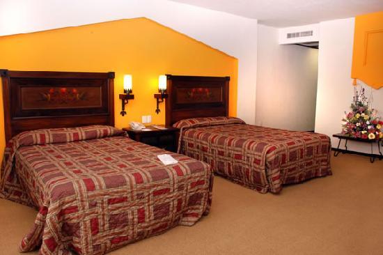 Hotel Fénix : habitación doble