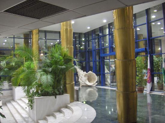Servigroup Marina Mar: Ebtrada hall hotel