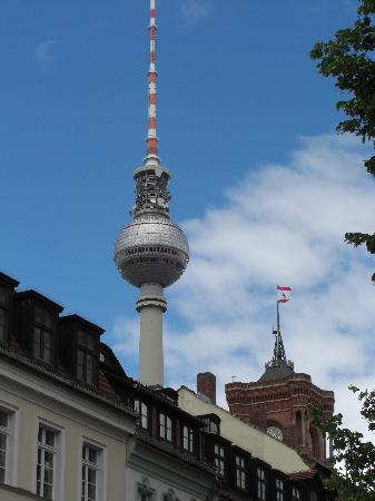 NH Berlin Kurfürstendamm : great views