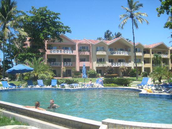 Velero Beach Resort Hotel Area