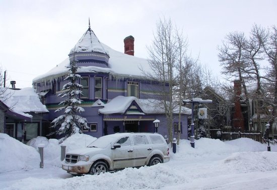Leadville Inn in January 2008