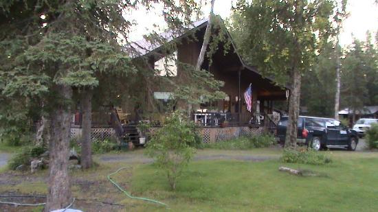 Krog's Kamp Lodge and Cabins: beautiful cabins and lodge
