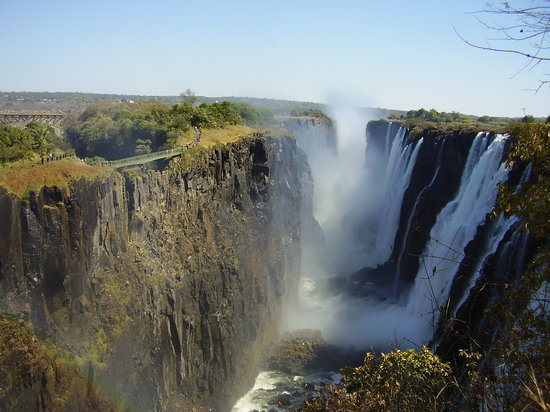 Cataratas Victoria, Zimbabue: worth a look
